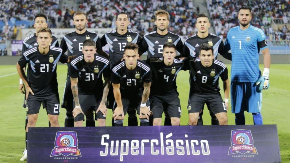Argentina cumplió y aplastó a una débil Irak: mirá todos los goles