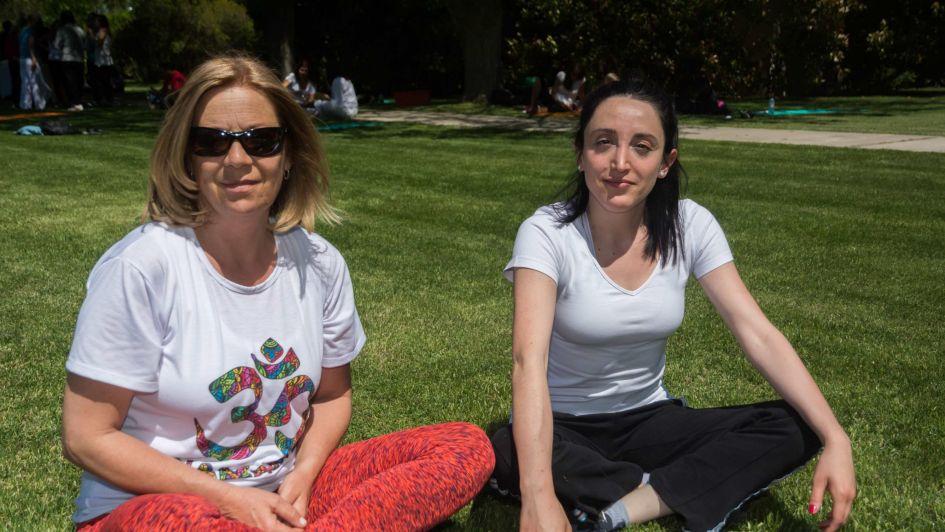 Yoga por los Caminos del Vino: el placer de respirar belleza