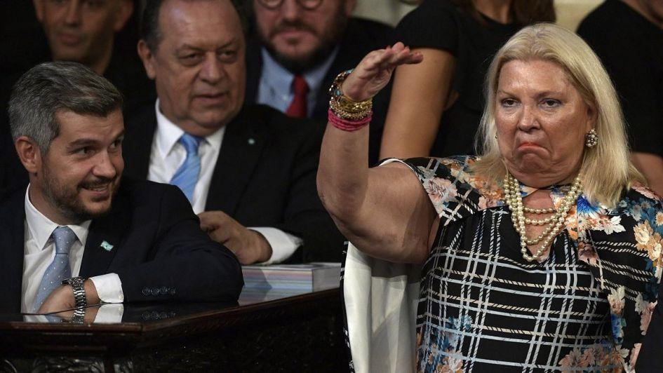 Lilita Carrió: