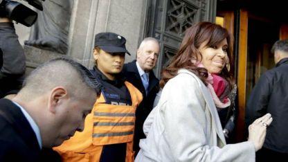 Moldes apoyó la prisión preventiva que el juez Bonadio le dictó a Cristina Fernández.