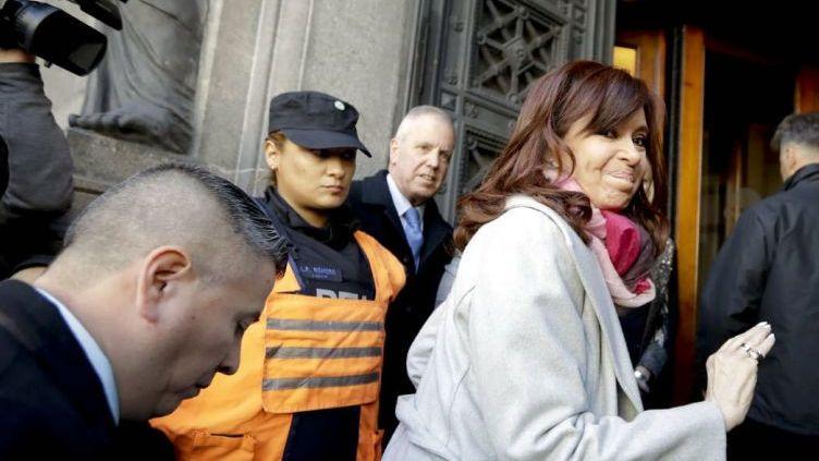 El fiscal Moldes pidió ratificar el procesamiento y detención de CFK