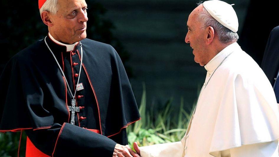 Papa acepta renuncia de cardenal de Washington por encubrir abusos sexuales