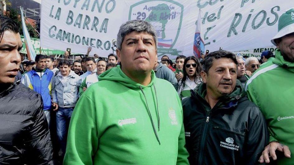 La Justicia procesó a siete dirigentes del sindicato de Camioneros por extorsión
