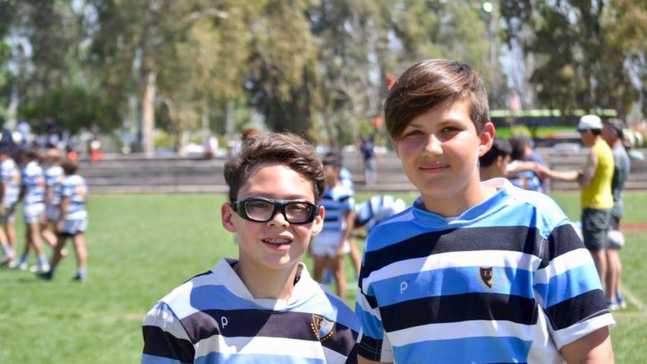 Máximo Navesi: la gran fiesta del rugby infantil