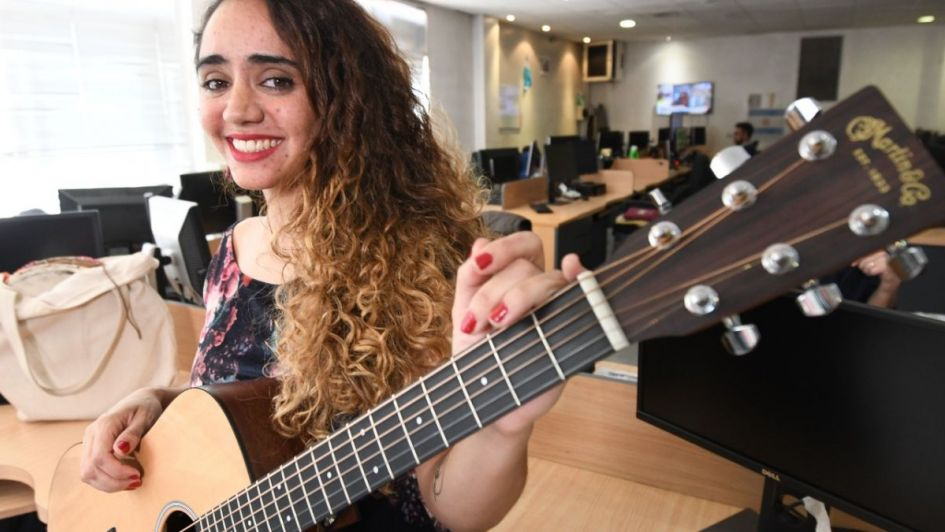 #VivoLA: Paula Neder y la fuerza de la canción