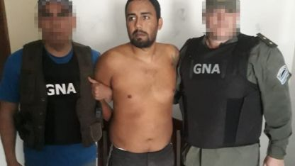 El hombre era buscado por las fuerzas federales hace casi 3 años.