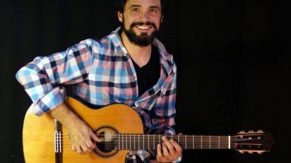 Agustín Leal. El músico y propulsor de este especialísimo concierto.