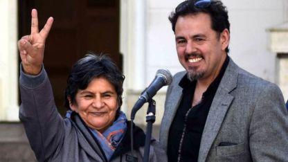 ¿Una victoria? Para Nélida Rojas y Alfredo Guevara, el fallo del Tribunal avala su accionar.
