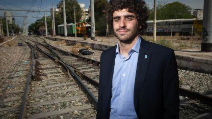 Natalio Mema, secretario de servicios públicos.