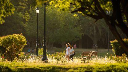 Para mañana se espera un día soleado y con buena temperatura.
