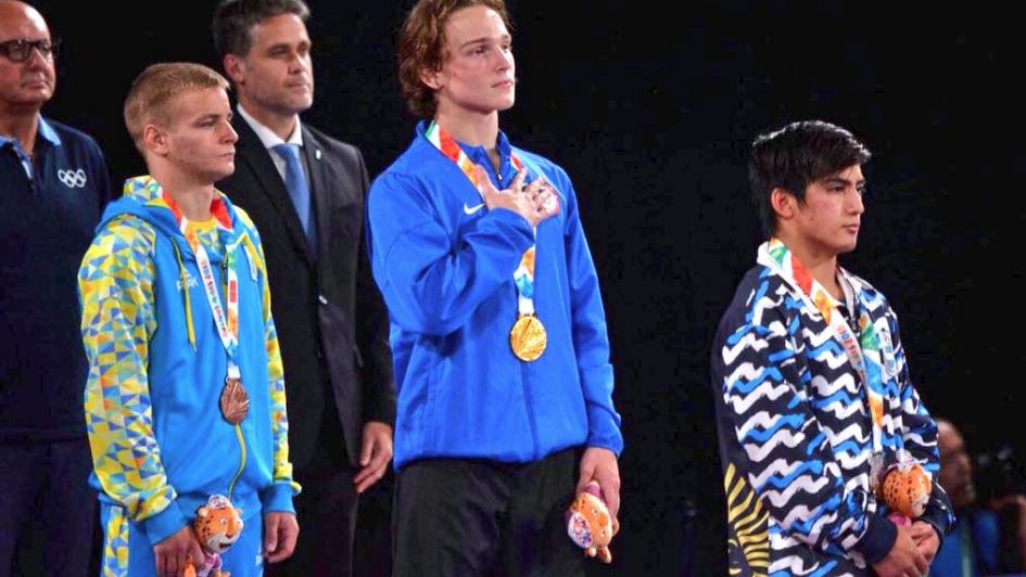 Juegos Olimpicos De La Juventud El Octavo Dia Regalo Mas Medallas