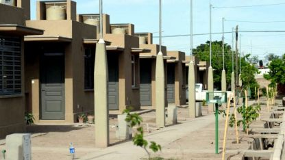 Barrio nuevo. El Coinquim, en Maipú. Este departamento es el tercero del ranking del IPV.