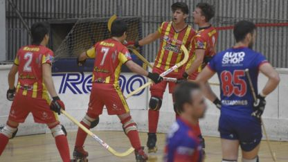 Murialdo festejó por cuatro y estará en la final de la Liga Nacional A-1
