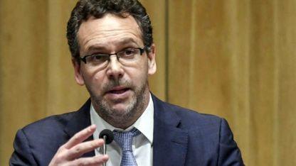 Difícil. El presidente del Banco Central, Guido Sandleris es el tercero en el cargo en 4 meses.