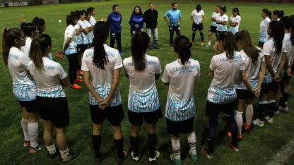 Selección Mendocina de fútbol femenino