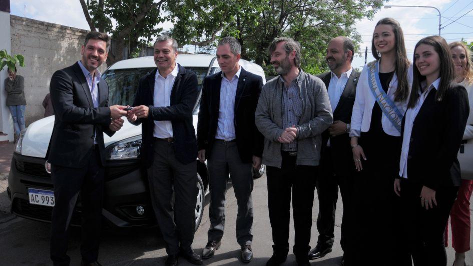 Lorenzo Automotores continúa apostando a la solidaridad