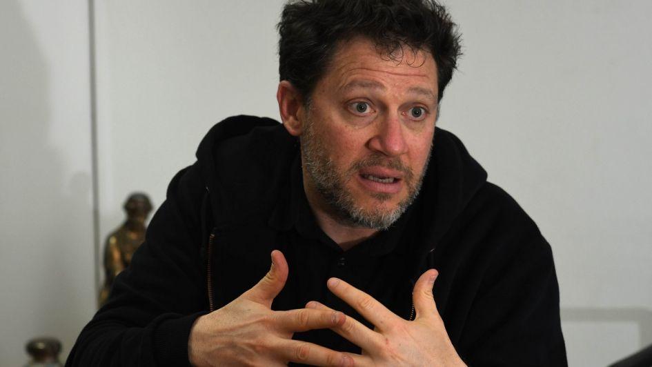 """Damián Kirzner: """"Para los medios, la cuestión es cambiar o morir"""""""