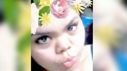 Rocío Milagros Villarroel tiene 18 años.