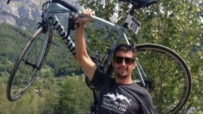 Marc Sutton murió de un disparo