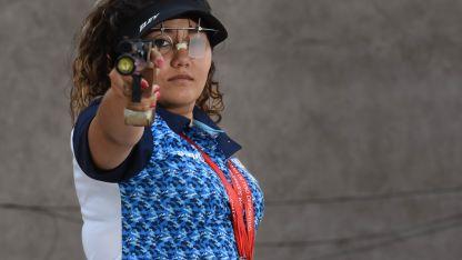 Rocío Ravier, con tan sólo 17 años, ya logró una medalla de Bronce y otra de Plata a nivel Suramérica. Aplausos.