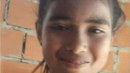 Sheila Alejandra Ayala fue hallada sin vida este jueves, tras cuatro días de desesperada búsqueda.