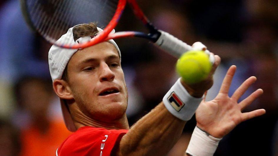 Schwartzman se despidió del ATP de Amberes