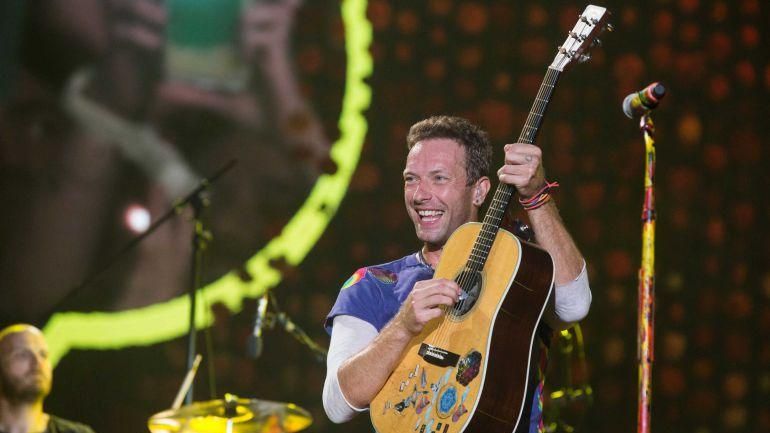 Coldplay lanzará documental 'A head full of dreams film'