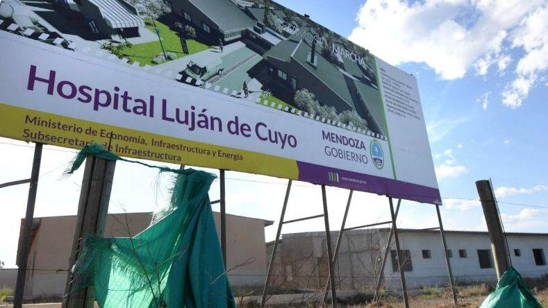 El hospital de Luján será más chico y con menos servicios