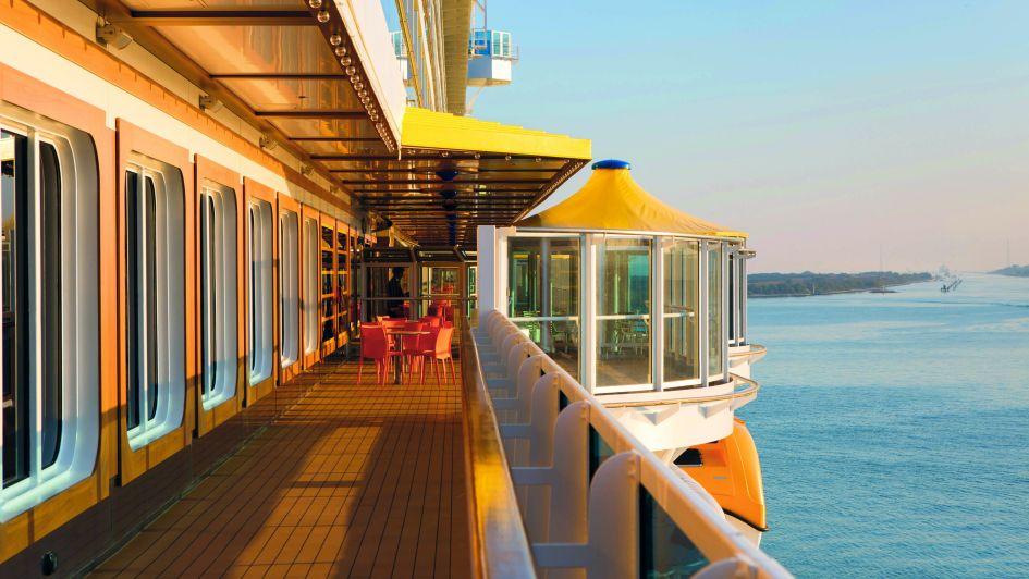 Destinos exóticos y la posibilidad de hacerlos desde un crucero