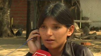 Leonela no se hizo controles durante los ocho meses y medio que duró su embarazo.