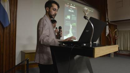 La competencia se realiza en la Universidad Tecnológica Nacional.