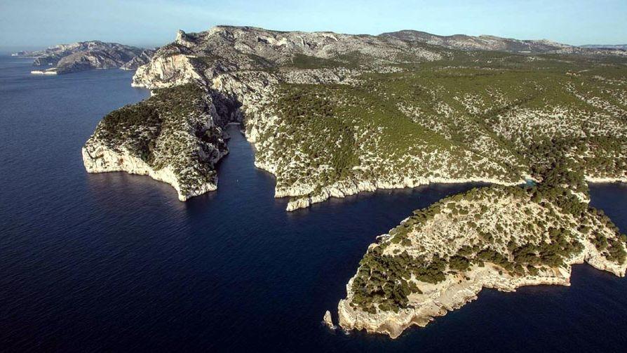 Les Calanques, biodiversidad frente al mar