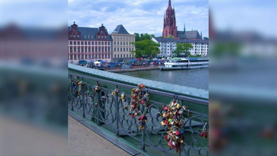 Secretos de Fráncfort: la ciudad del poeta Goethe