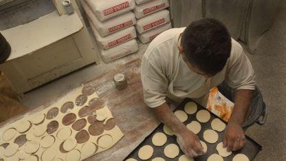 Panadería. Es el rubro más afectado por la suba de precios.