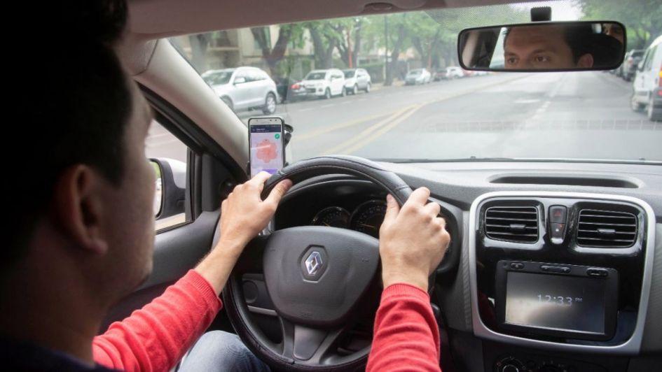 Los autos de Cabify salen a la calle e inician la era de las app