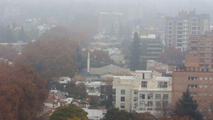 Sigue la llovizna en Mendoza.