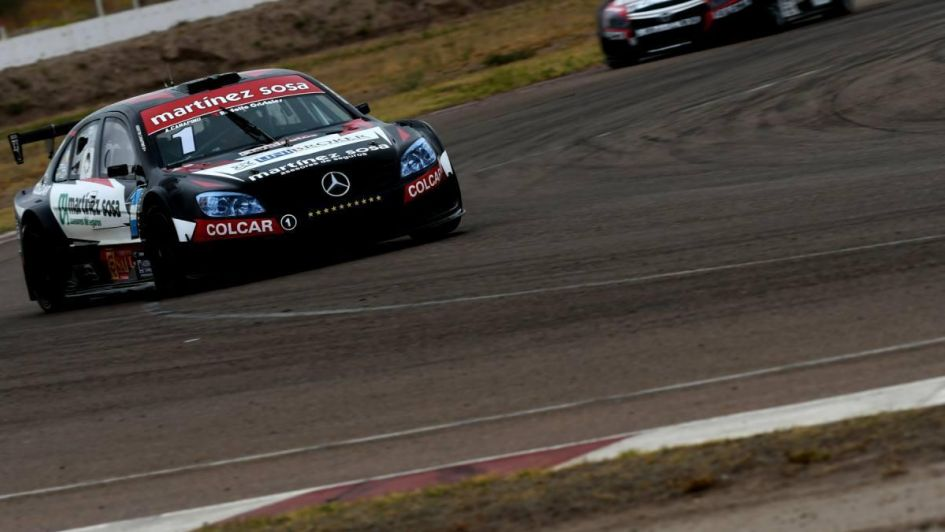 Top Race: Canapino logró la victoria en Mendoza