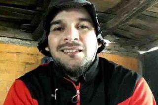 Franco Chavez, el hijo del humorista asesinado.