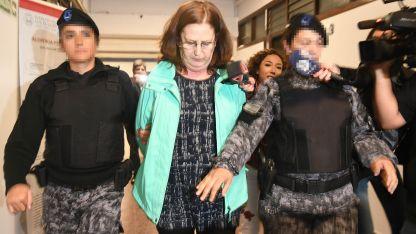 Graciela Pascual está detenida desde el 24 de agosto del año pasado, aunque con prisión domiciliaria desde diciembre.