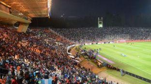 La última vez que Argentina jugó en Mendoza fue en septiembre de 2016.