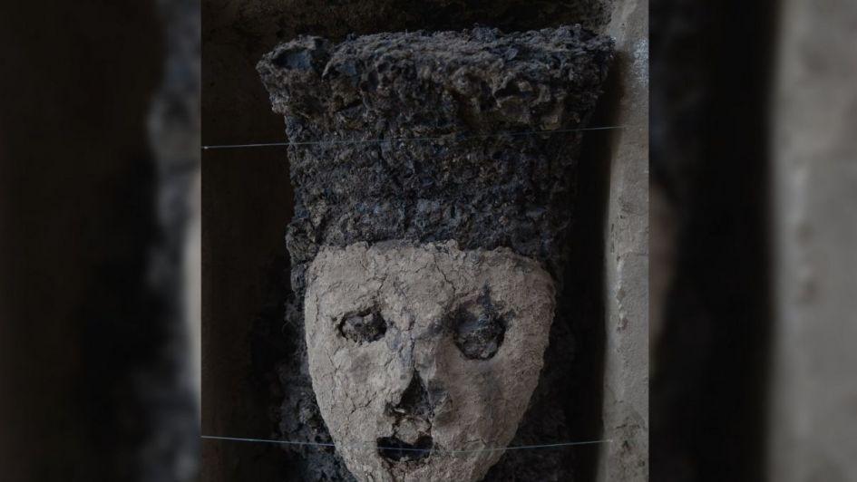 Hallaron 20 misteriosos ídolos de madera prehispánicos en Perú