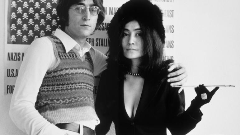 John Lennon Y Yoko Ono: Algún Día Tenía Que Pasar: John Lennon Y Yoko Ono Llegan