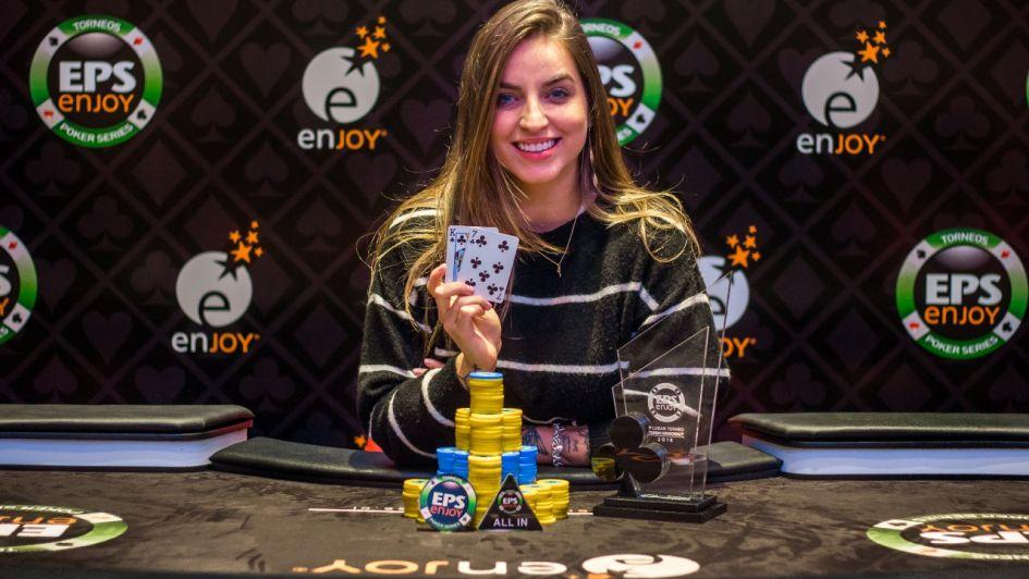 Así vivió Mendoza el Enjoy Poker Series
