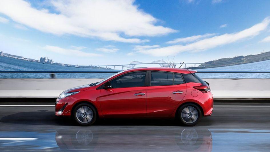 El nuevo Yaris se suma al plan de ahorro de Toyota Argentina