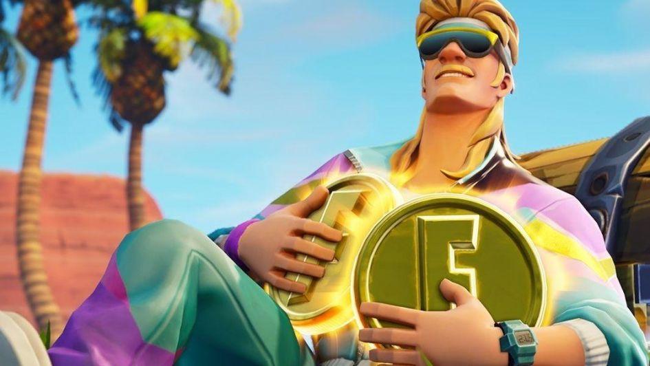 Epic Games recibe 1.25 billones de dólares de financiación gracias a Fortnite