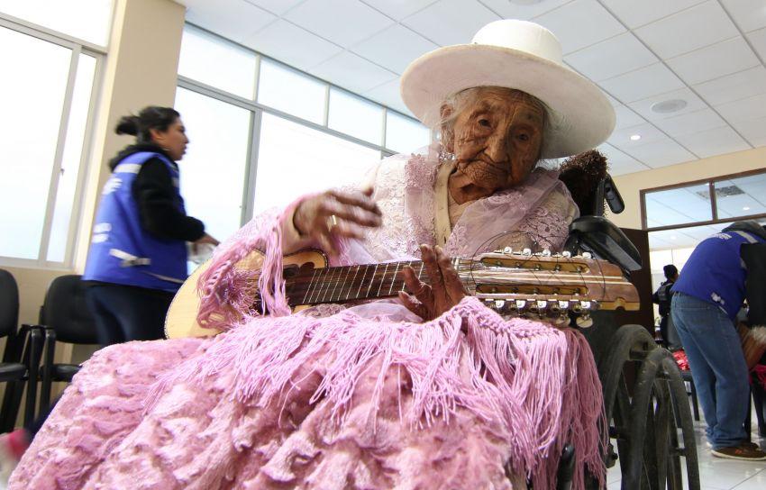 Cumplió 118 años la mujer más anciana de América - Actualidad