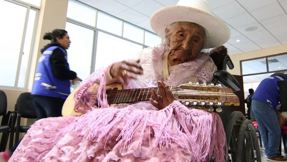 Actualidad: Cumplió 118 años la mujer más anciana de América