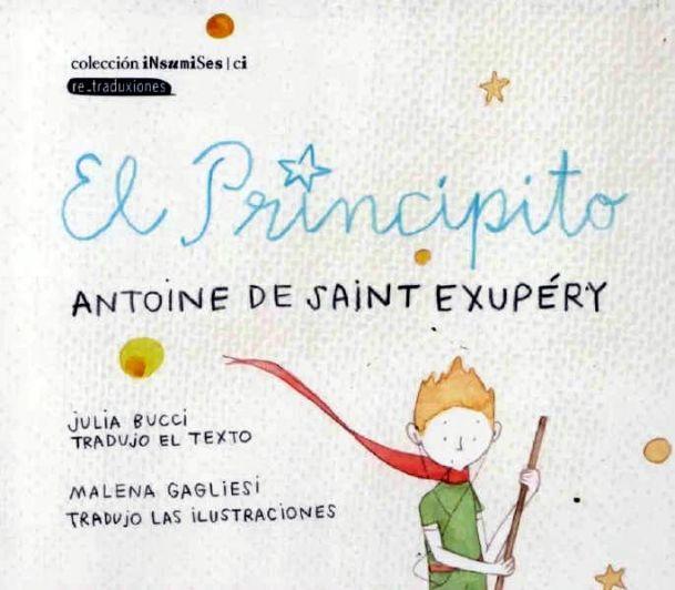 """Una adaptación convierte al Principito en """"La Principesa"""""""