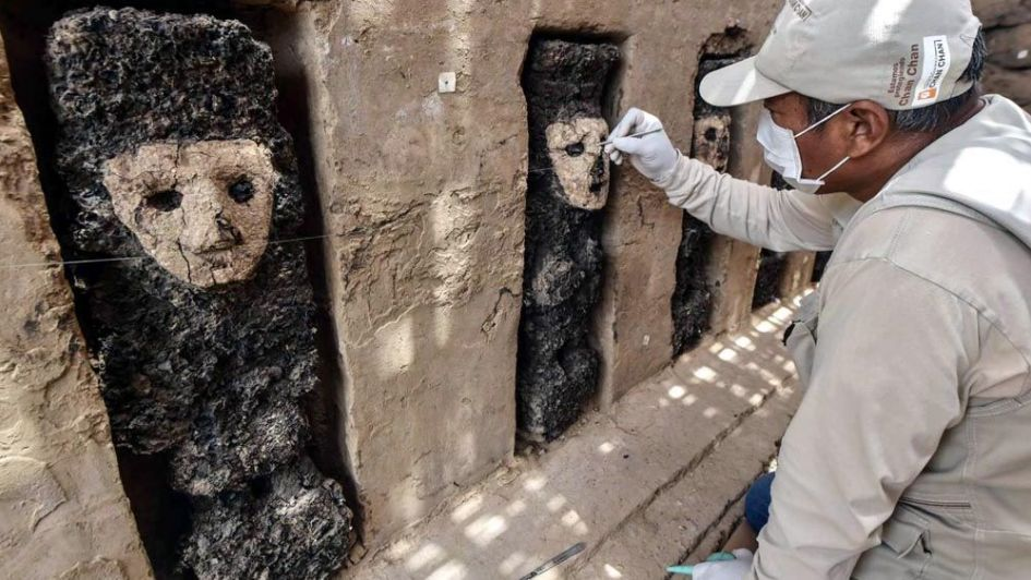 Perú: la civilización prehispánica de Chan Chan