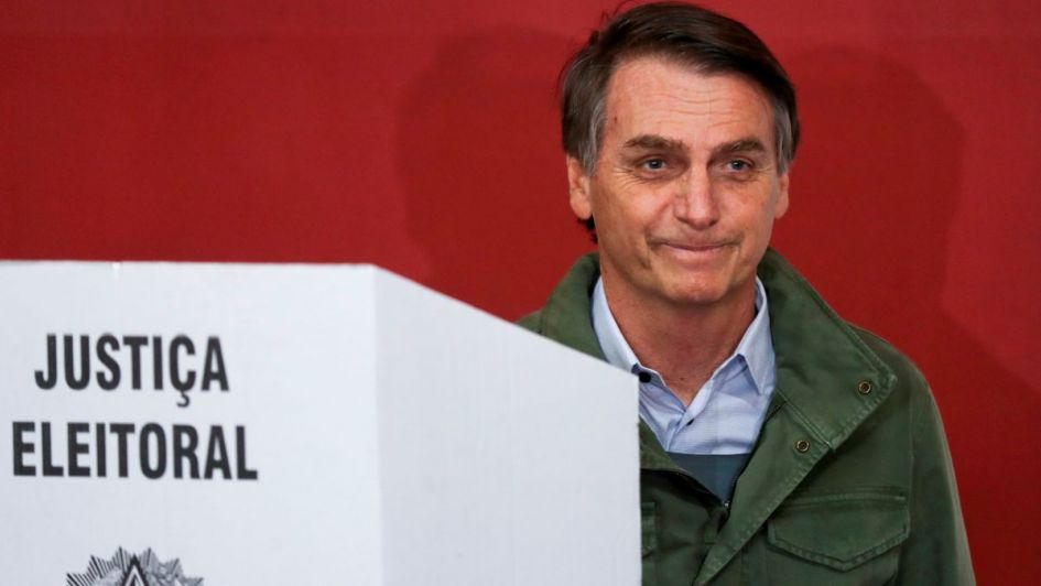 Un polarizado Brasil elegirá a su presidente entre Bolsonaro y Haddad